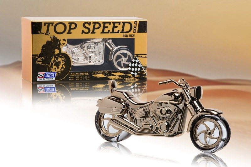 TOP SPEED Gold, motorka Men
