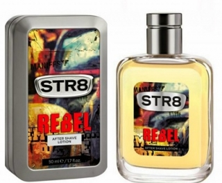 STR8 REBEL After shave lotion 50ml